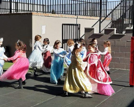A P5 acabem el projecte de l'Edat Mitjana amb una gran celebració medieval