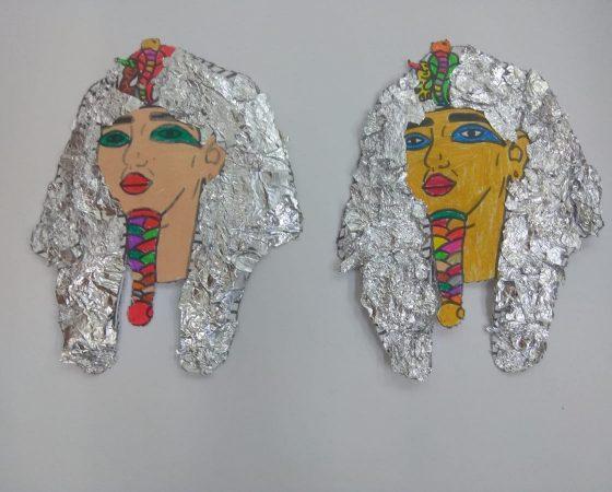 P5 – EGYPTIAN ART
