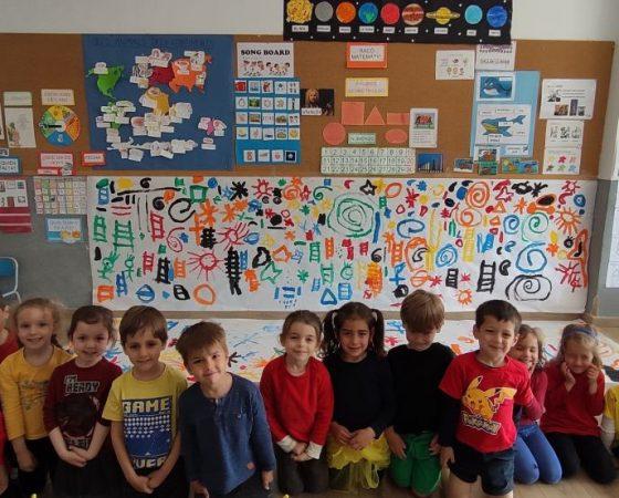 P4-A hem gaudit molt amb el projecte de Joan Miró