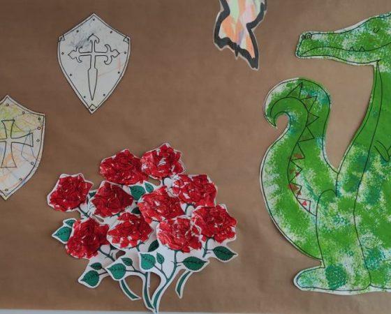 Celebrem Sant Jordi a LLar 2!